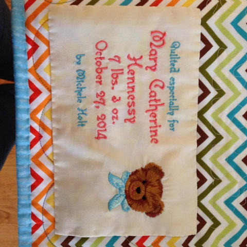 Homemade Quilts For Sale >> Custom Quilt Labels