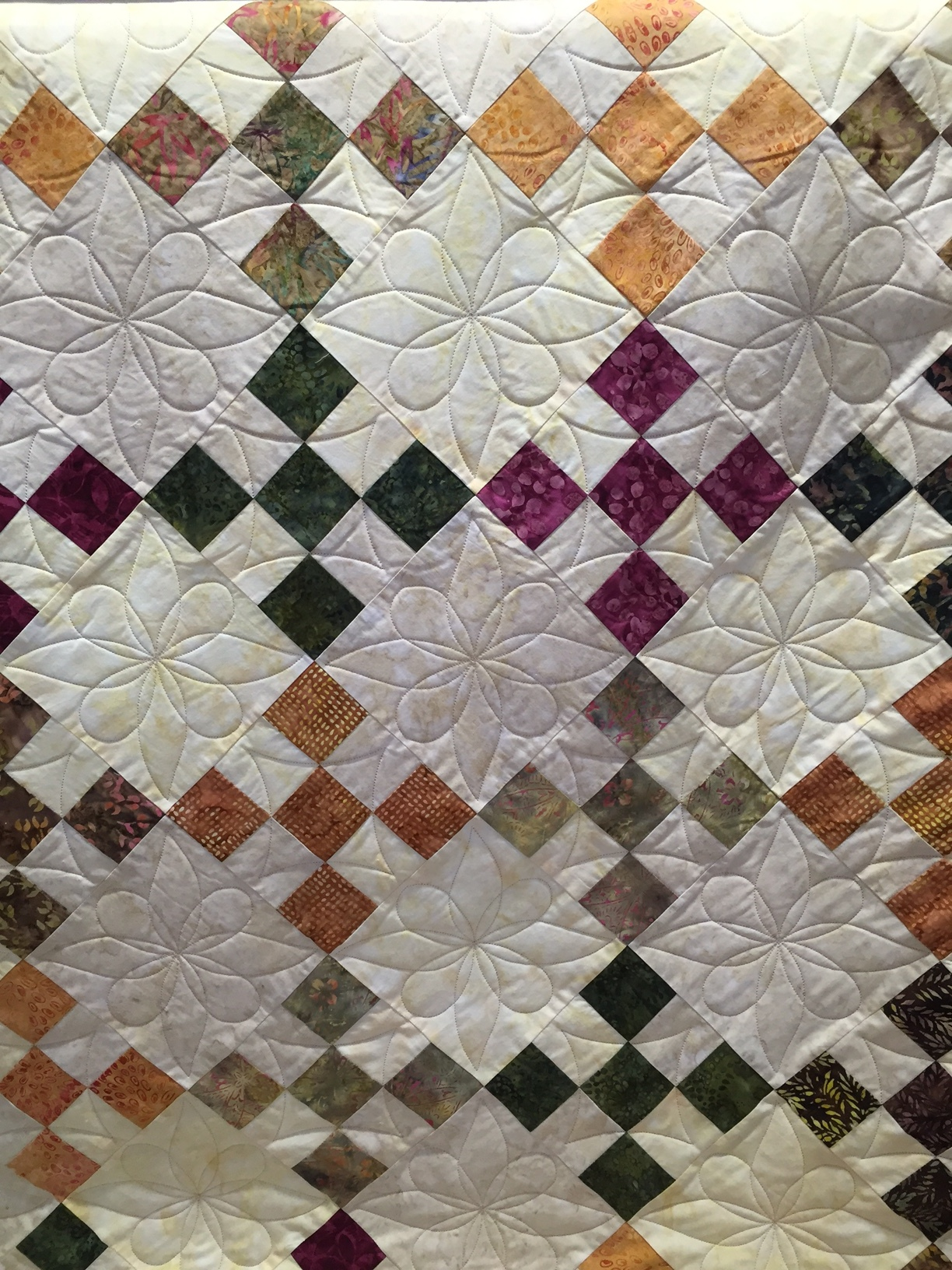 My Quilting Beehive